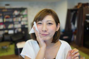 洗顔シート